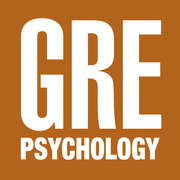 GRE Psychology